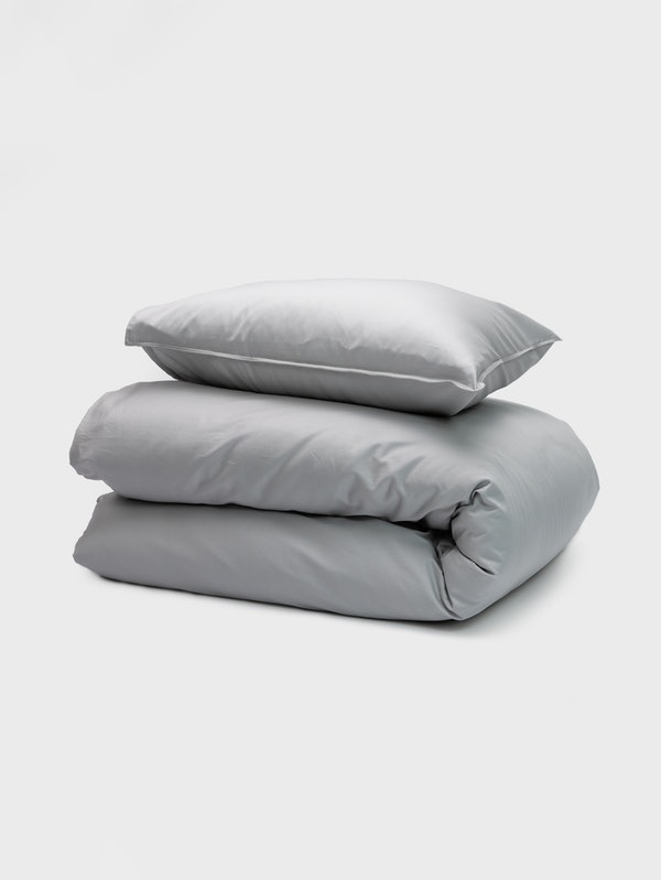 CURA Duvet Cover Set Cotton